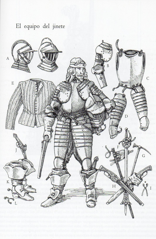 Armaduras y armas de los caballeros 4Wfloq