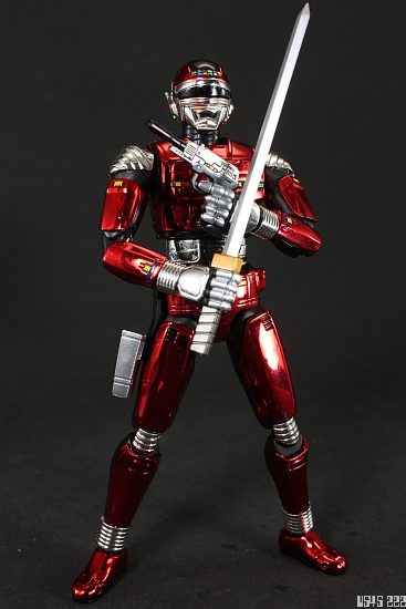 [Review] S.H. Figuarts Space Sheriff Sharivan U8jqrG