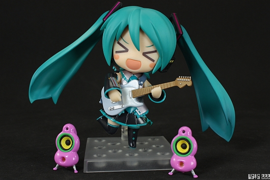 [Review] Nendoroid Miku Hatsune 2.0 VY5csw