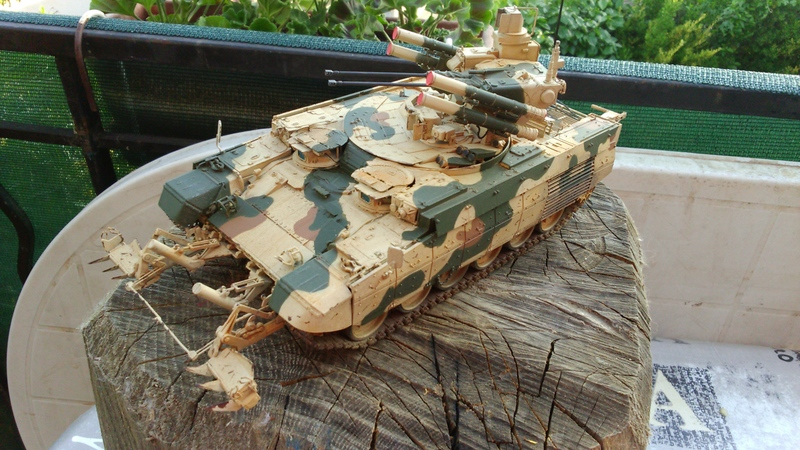 Terminator Fire support BMPT ...Meng 1/35......Fini !!!!!!! IGhrvs