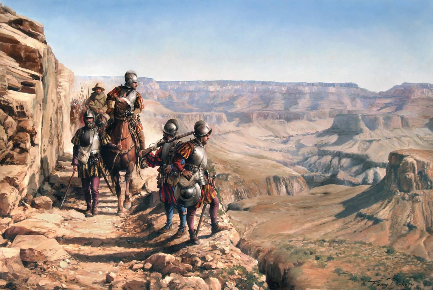 Armamento y equipo de los conquistadores españoles en el norte de América ZQlcoZ