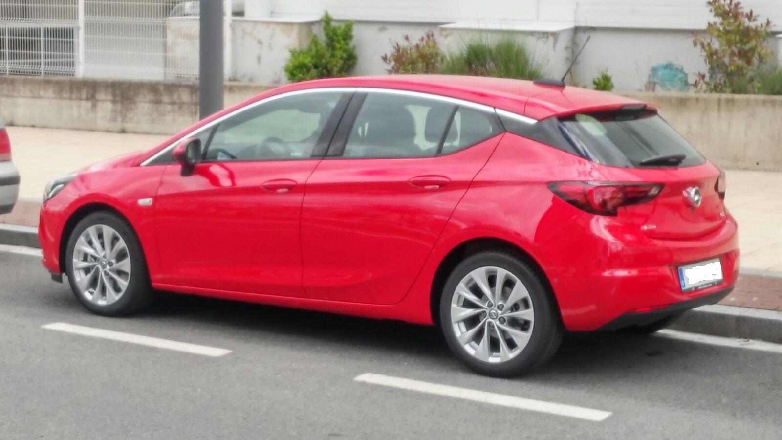 Mi Opel Astra K 1.6 CDTI 110cv Dynamic Rojo pasión (FOTOS ACTUALES) BvXkIv