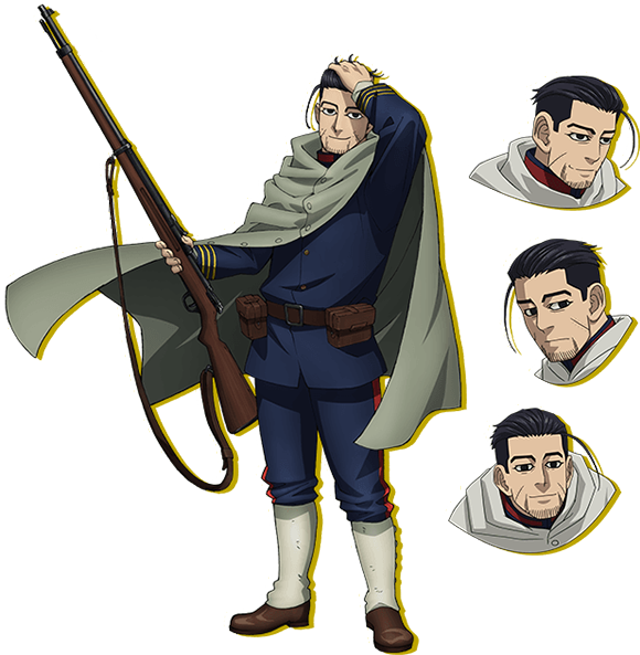 Zenzō Ōgata [WIP] CsDtOZ
