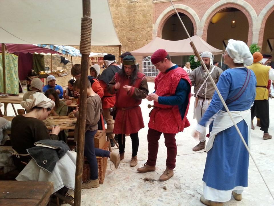 VI Jornadas de Recreación Histórica con la Guerra de Sucesión Castellana (1475) Castillo de Belmonte 5iNHhO