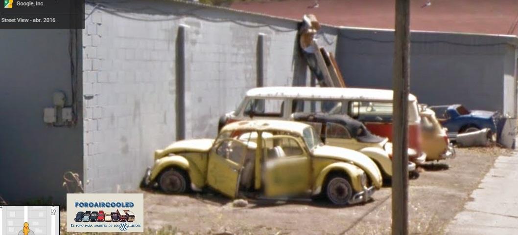 street view y VW's...  AmEpWM