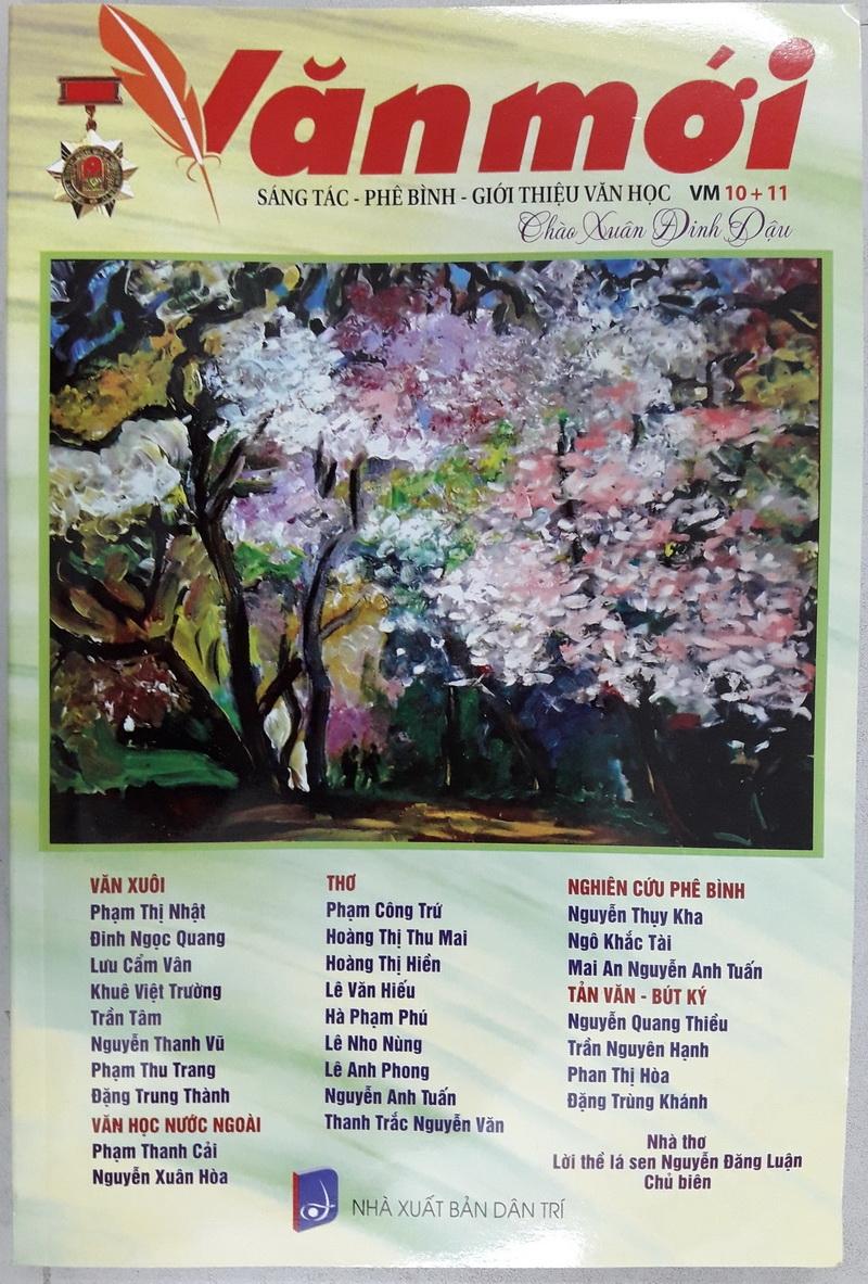 Thơ Thanh Trắc Nguyễn Văn trên sách báo Xsplka