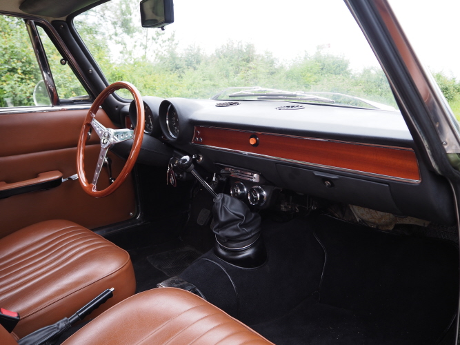 bertone GT 1300 Junior - 1973 - Vert Olive MMvNcC