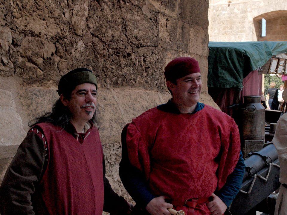 VI Jornadas de Recreación Histórica con la Guerra de Sucesión Castellana (1475) Castillo de Belmonte N8tLwM
