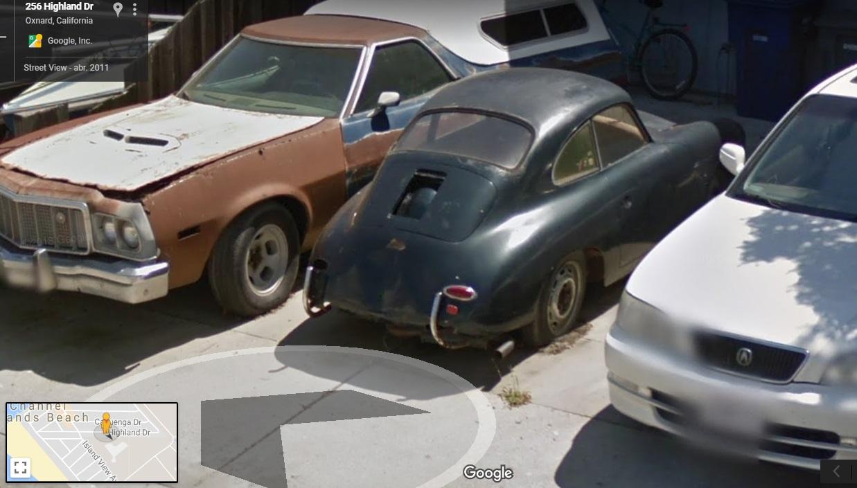 street view y VW's...  RnGLdb