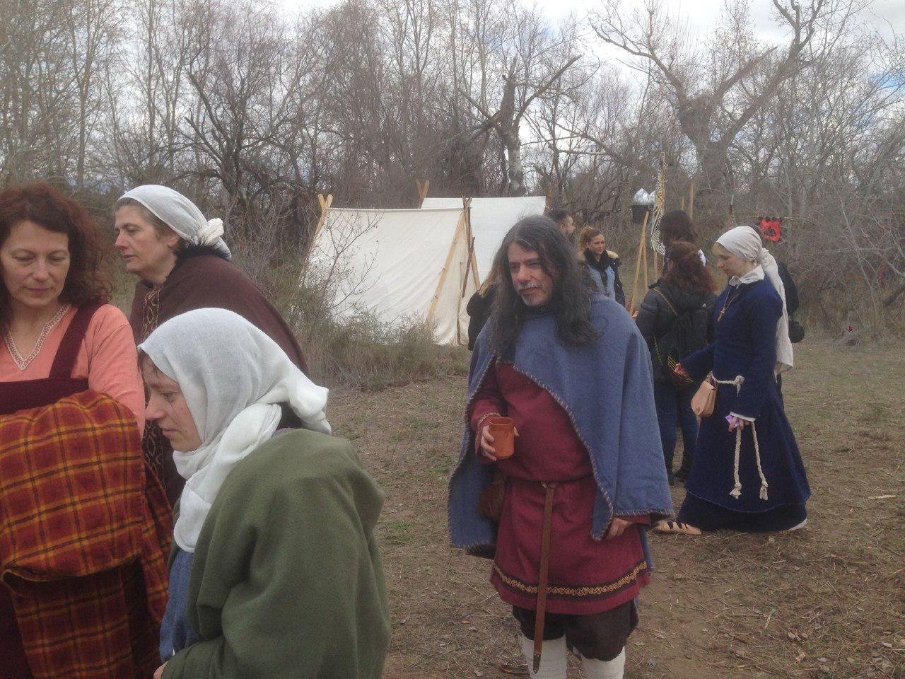 La Hispania de los Vikingos (2016) NMpyMI