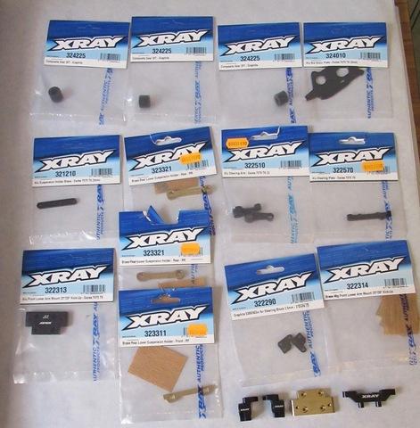 Lot d'options xray xb2 . Neuf  BxkOg4