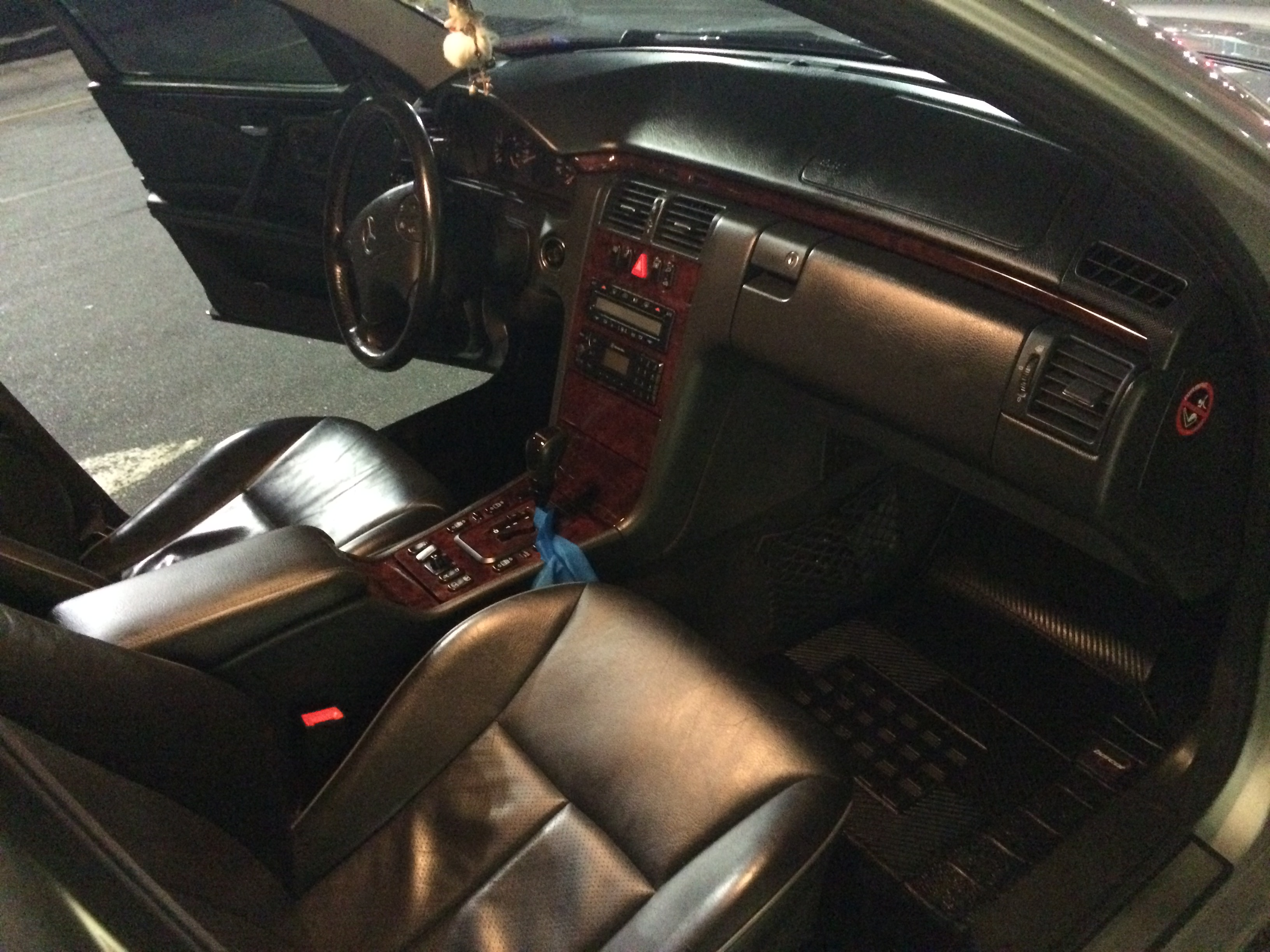 (VENDO): W210 E320 Elegance 2001 - R$37.000,00 - ARQUIVO DuFrZm