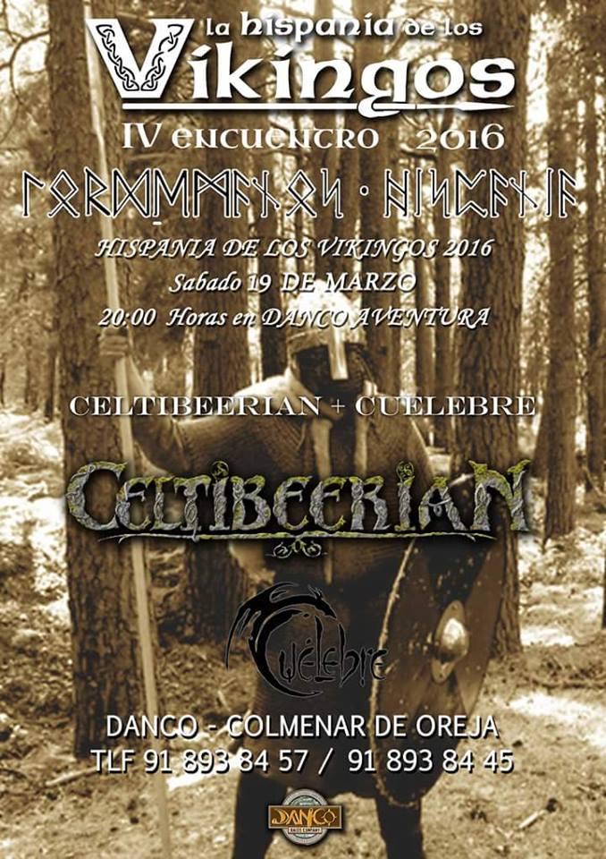 La Hispania de los Vikingos (2016) PZECUI