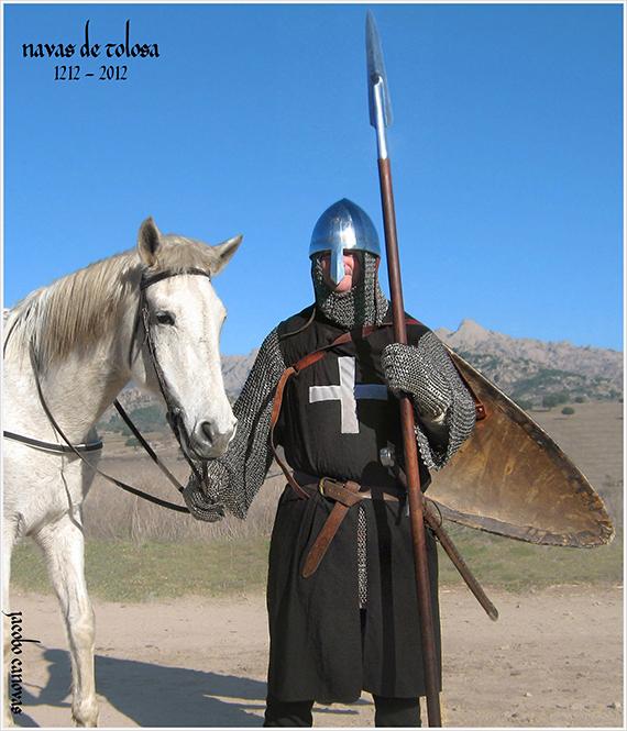 Evolución del aspecto en combate de los caballeros hospitalarios (1160-1480) NObgOJ