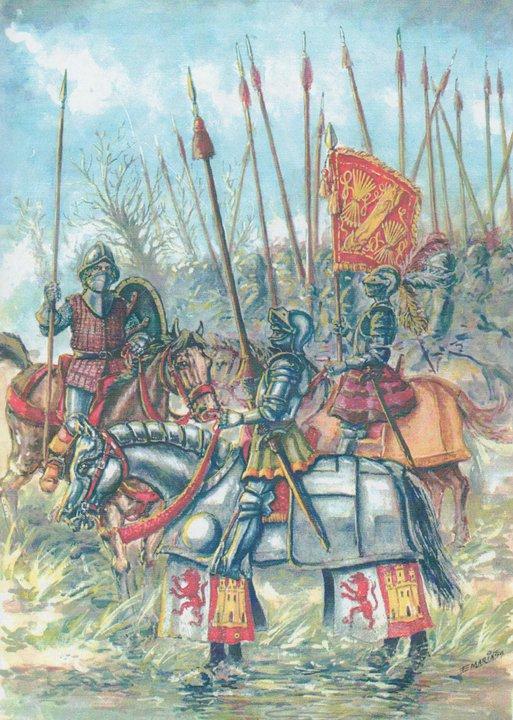 La batalla de Ceriñola (1503) 8SzRug