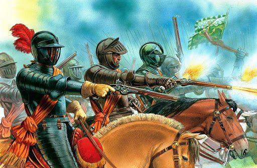 Armaduras y armas de los caballeros QvWb9A