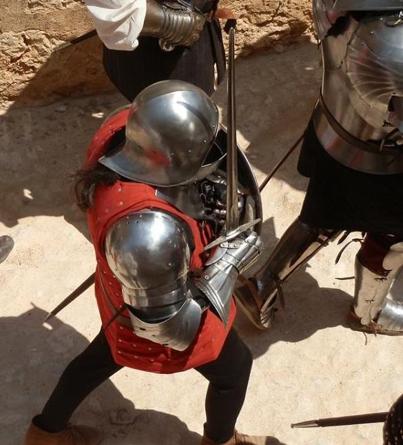 VI Jornadas de Recreación Histórica con la Guerra de Sucesión Castellana (1475) Castillo de Belmonte PIkVhn