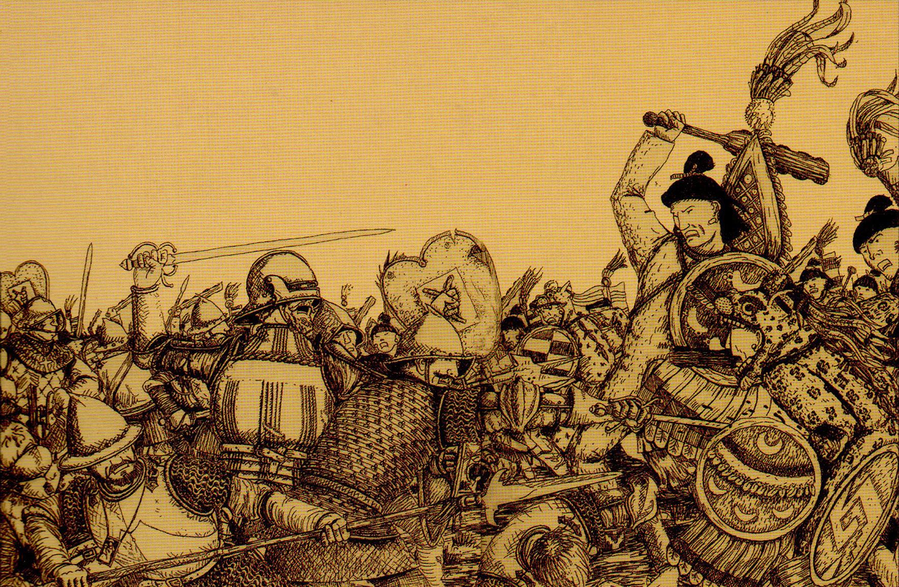 Armamento y equipo de los conquistadores españoles en el norte de América SmL1SC