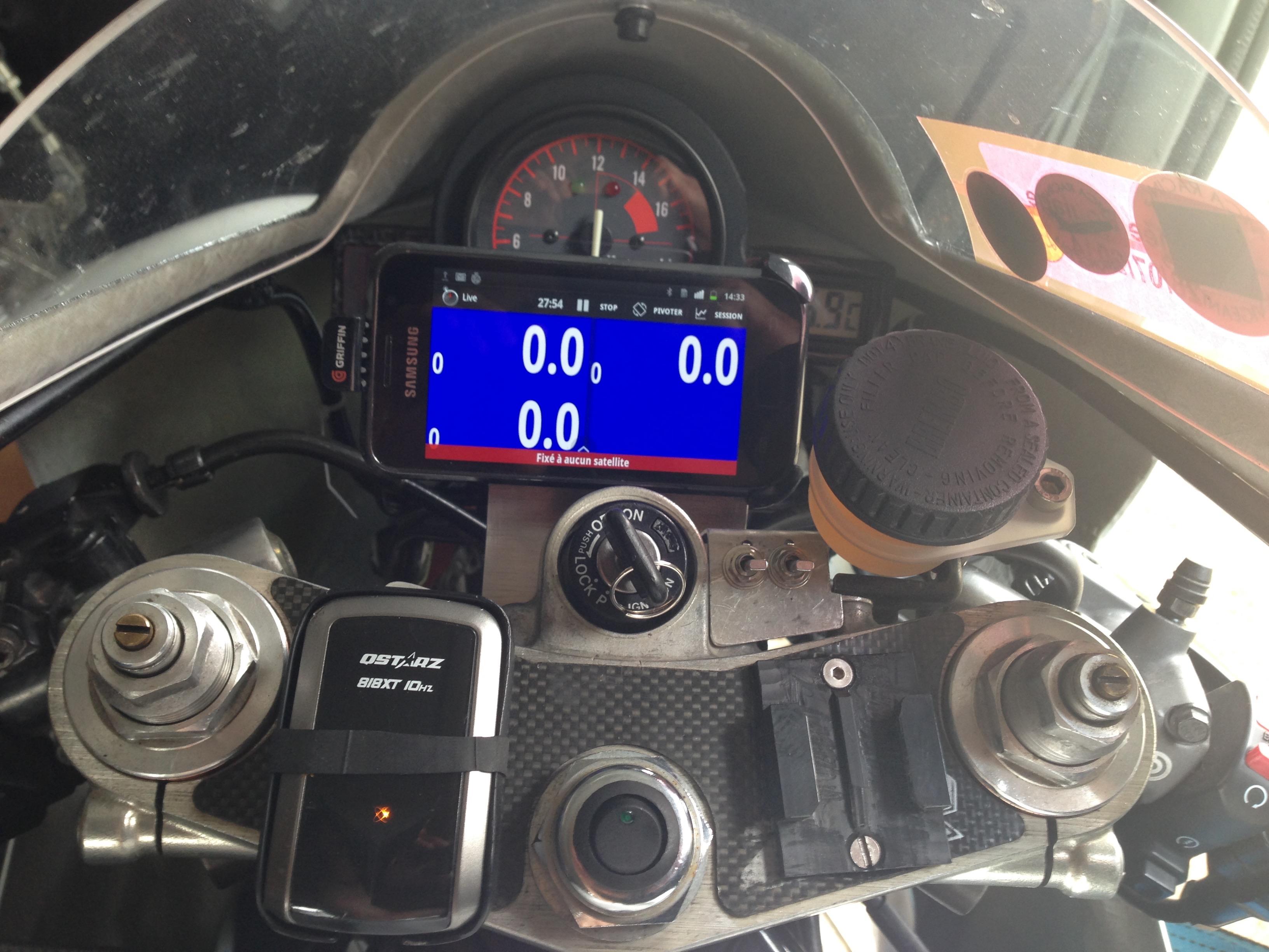 Récepteur GPS pour RaceChrono CvJ4wQ