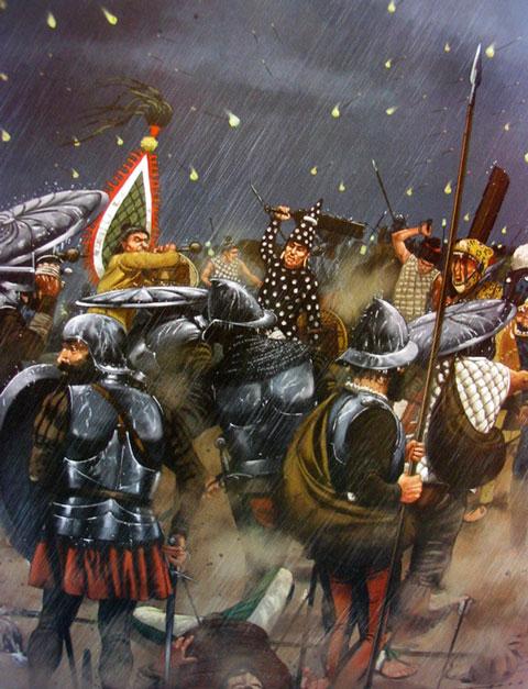 Armamento y equipo de los conquistadores españoles en el norte de América YtLqVB