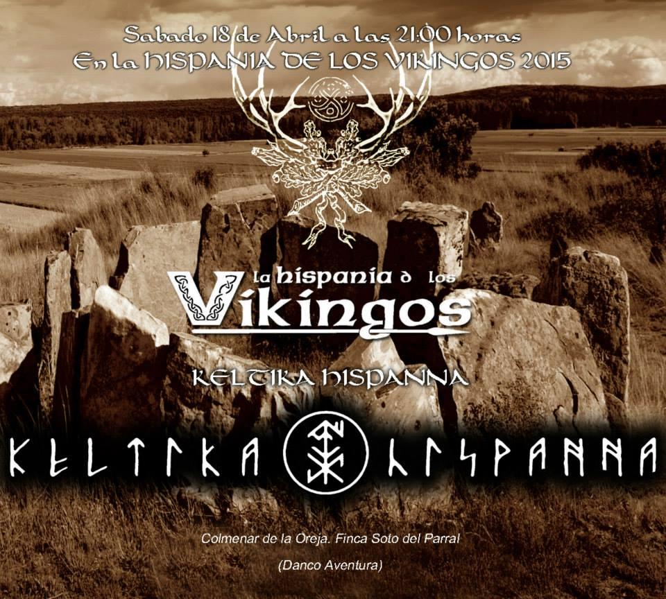 La Hispania de los Vikingos (2015) 5VM18L