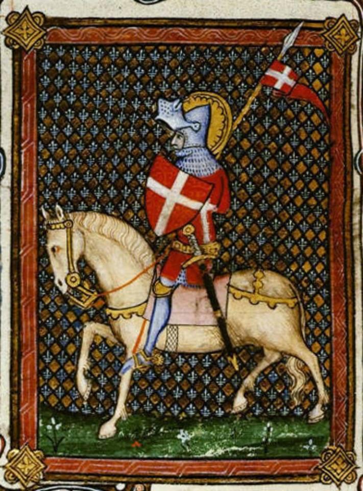 Evolución del aspecto en combate de los caballeros hospitalarios (1160-1480) YgmFdL
