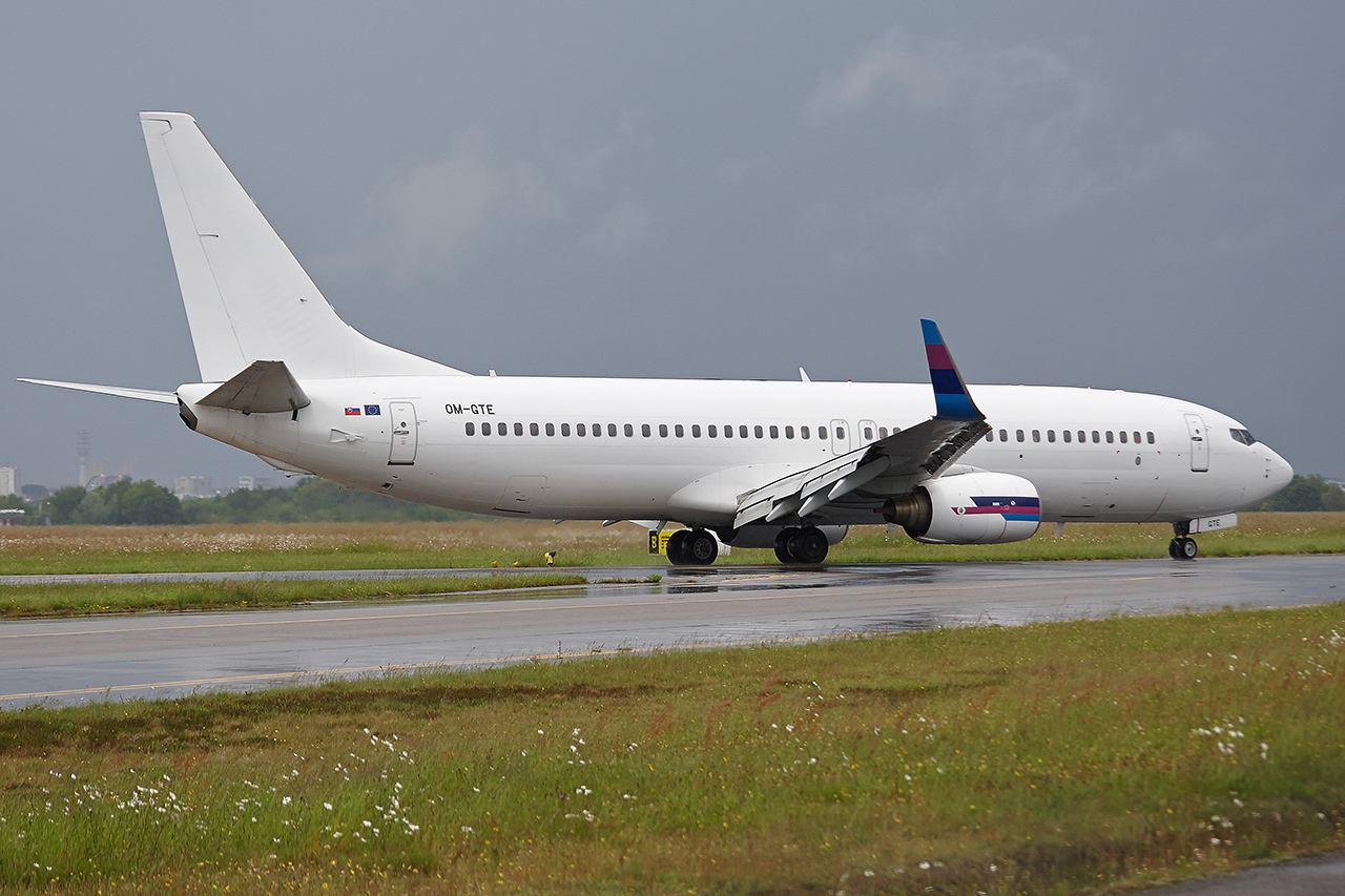 [22/05/2016] Boeing 737-800 (OM-GTE) Go2Sky 68pAlk