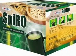 منتج سبايرو أو وجبة الشفاء