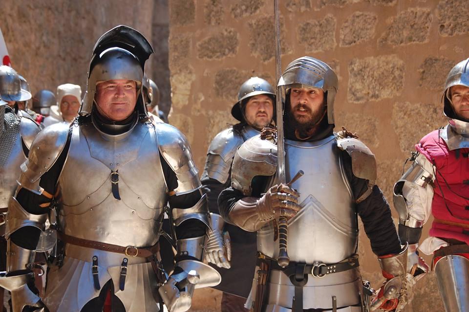 VI Jornadas de Recreación Histórica con la Guerra de Sucesión Castellana (1475) Castillo de Belmonte ClPBoT