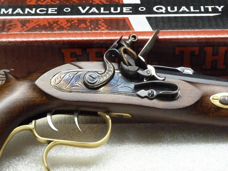 Traditions trapper and Lyman Plains pistol Rc4cLi