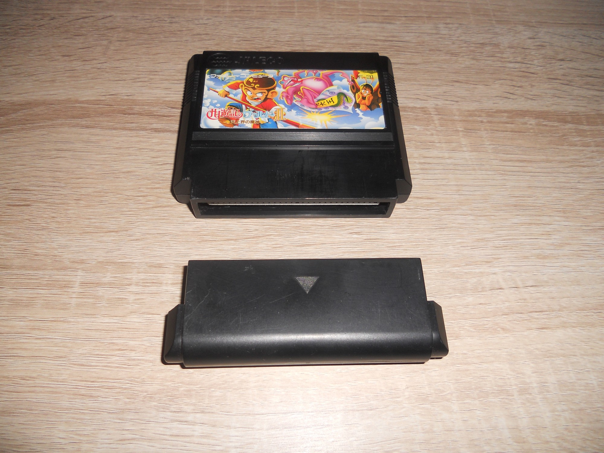 NINTENDO NES + Famicom + Disk System - Page 4 86fE74
