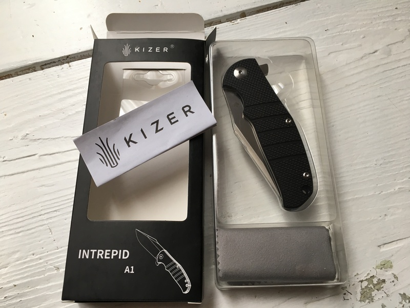 MMBlades PASS AROUND KIZER INTREPID A1 QBNuJ4