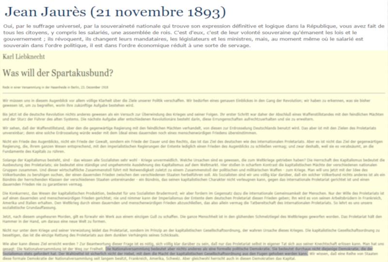 Jean Jaures et Karl Liebknecht Eo0CTb