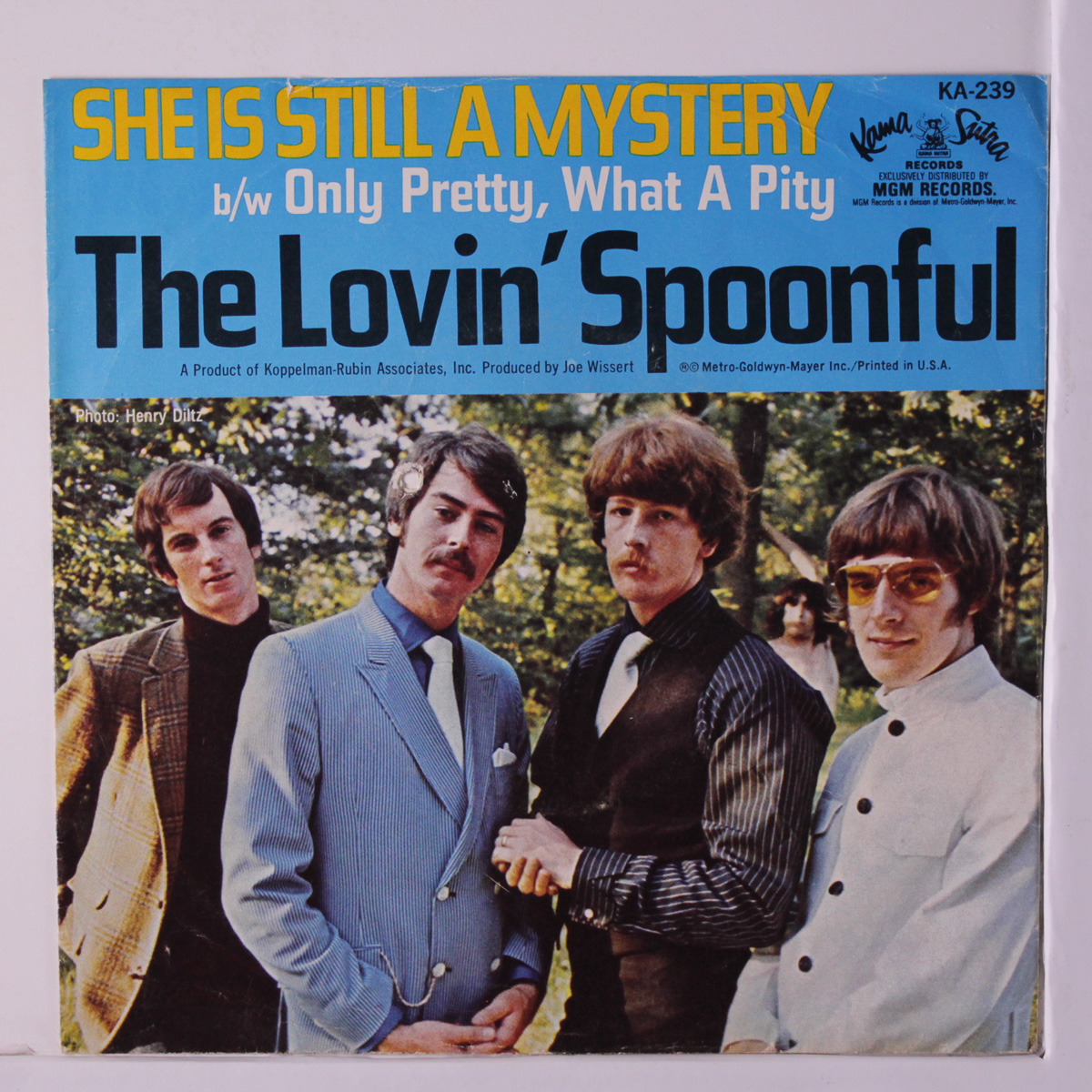 Image result for lovin spoonful she's still a mystery