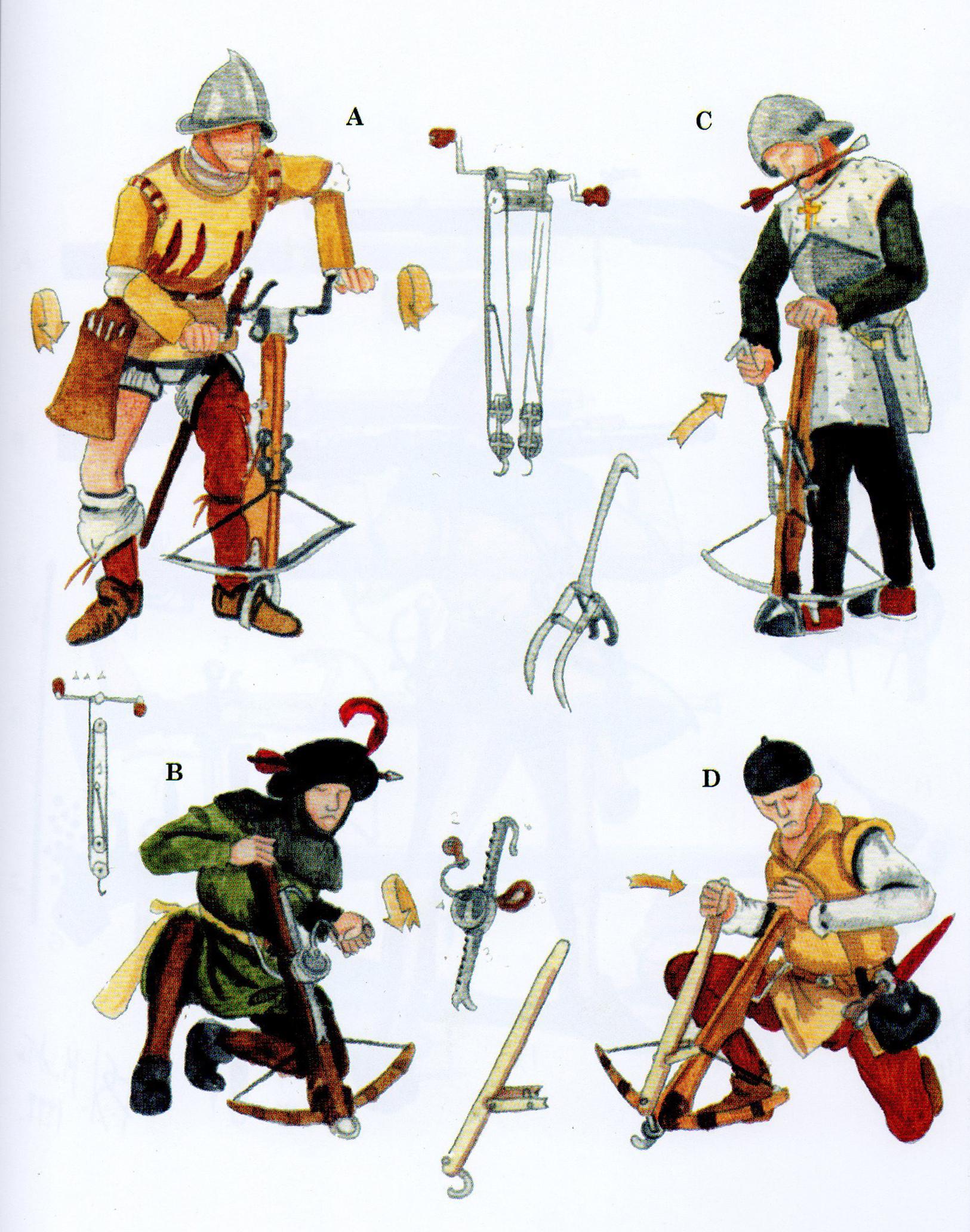 Armamento y equipo de los conquistadores españoles en el norte de América WiR9or