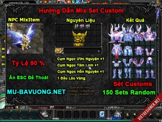 Mu Bá Vương Season 6.9 Customs KeepPoint R6qCpQ