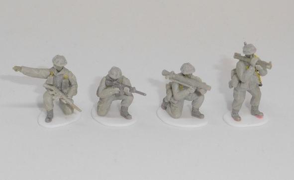 New 20mm BAOR sculpts from Under Fire Miniatures TCYAUh
