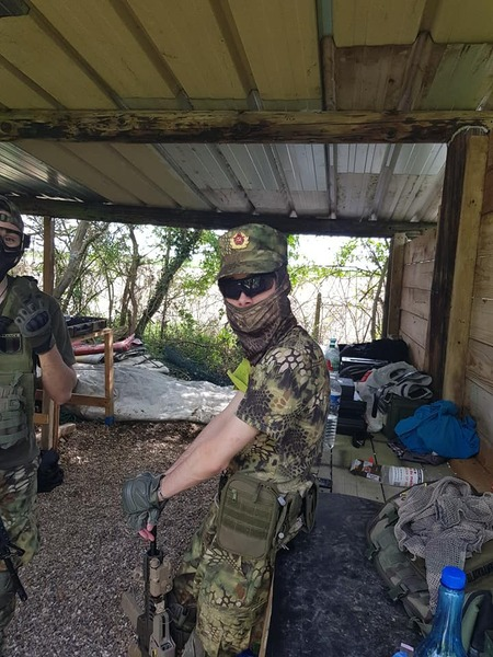 Eagle Squad - le 22/04/2018 OFQDZQ