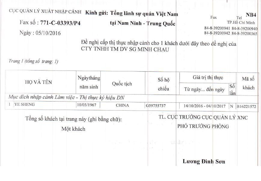 Dich vụ gia hạn visa, công văn nhập cảnh quốc tịch khó ZfJSWI