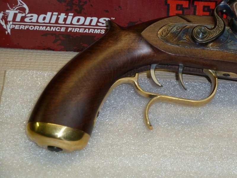 Traditions trapper and Lyman Plains pistol T33tzT