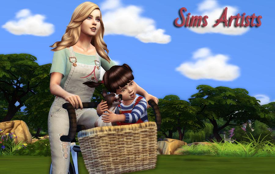 Designs de Sims Artists
