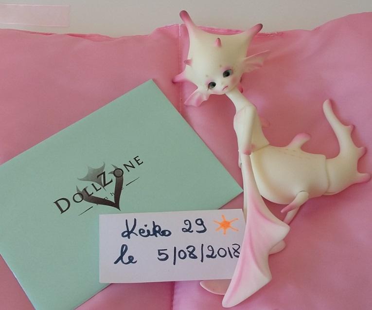 [VDS] News * 3 dragons Aileen doll * ESruYX