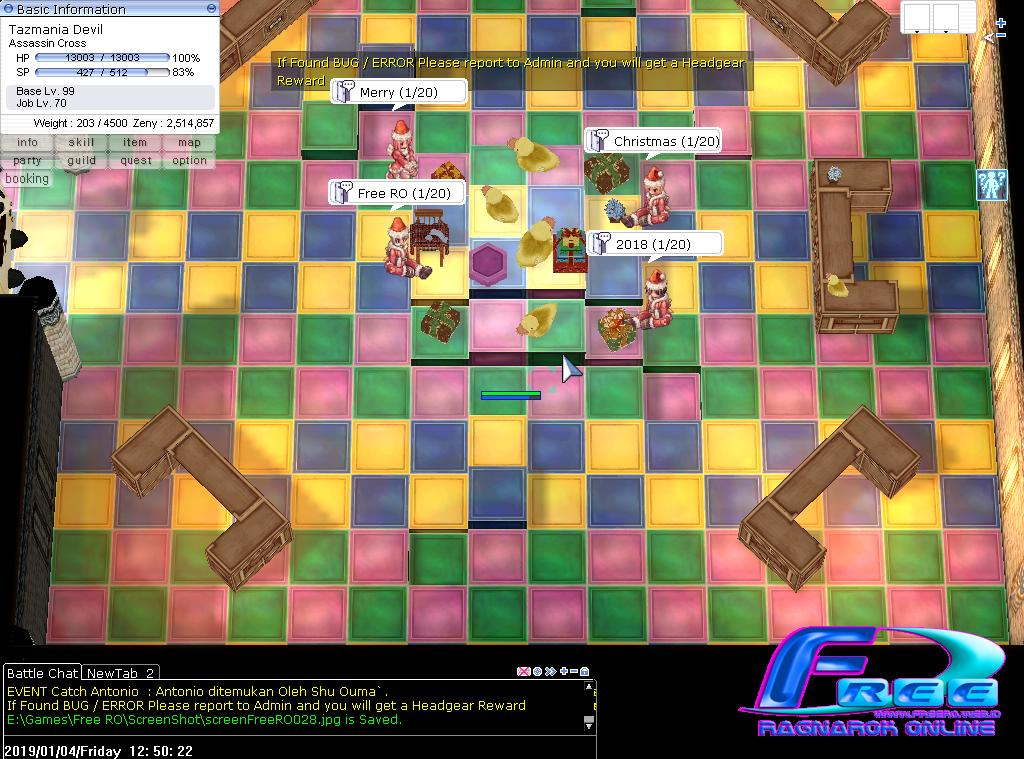 Event Screenshot Game Christmas 2018 3JiNHI