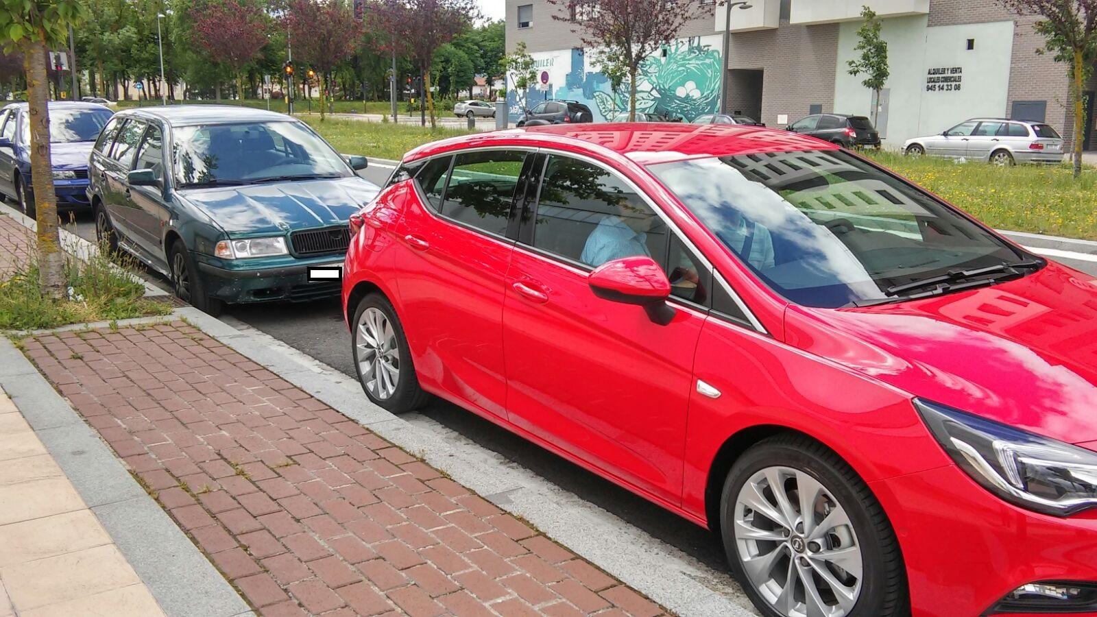Mi Opel Astra K 1.6 CDTI 110cv Dynamic Rojo pasión (FOTOS ACTUALES) 0zSIas