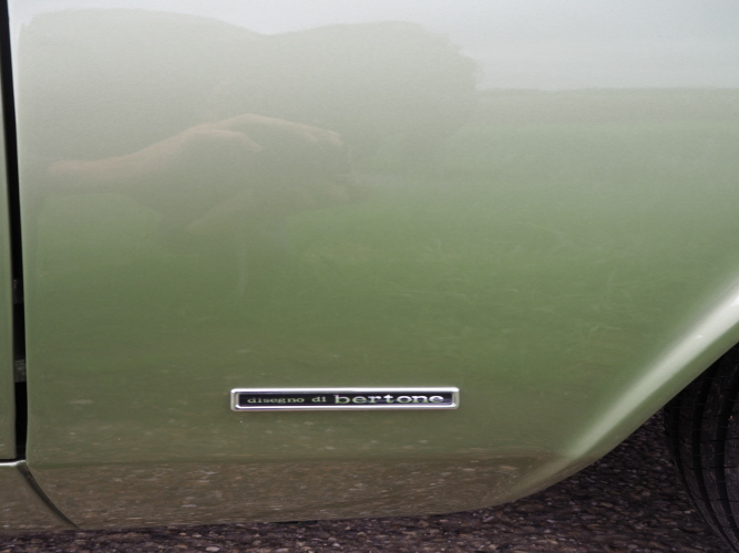 bertone GT 1300 Junior - 1973 - Vert Olive 1LZxsb