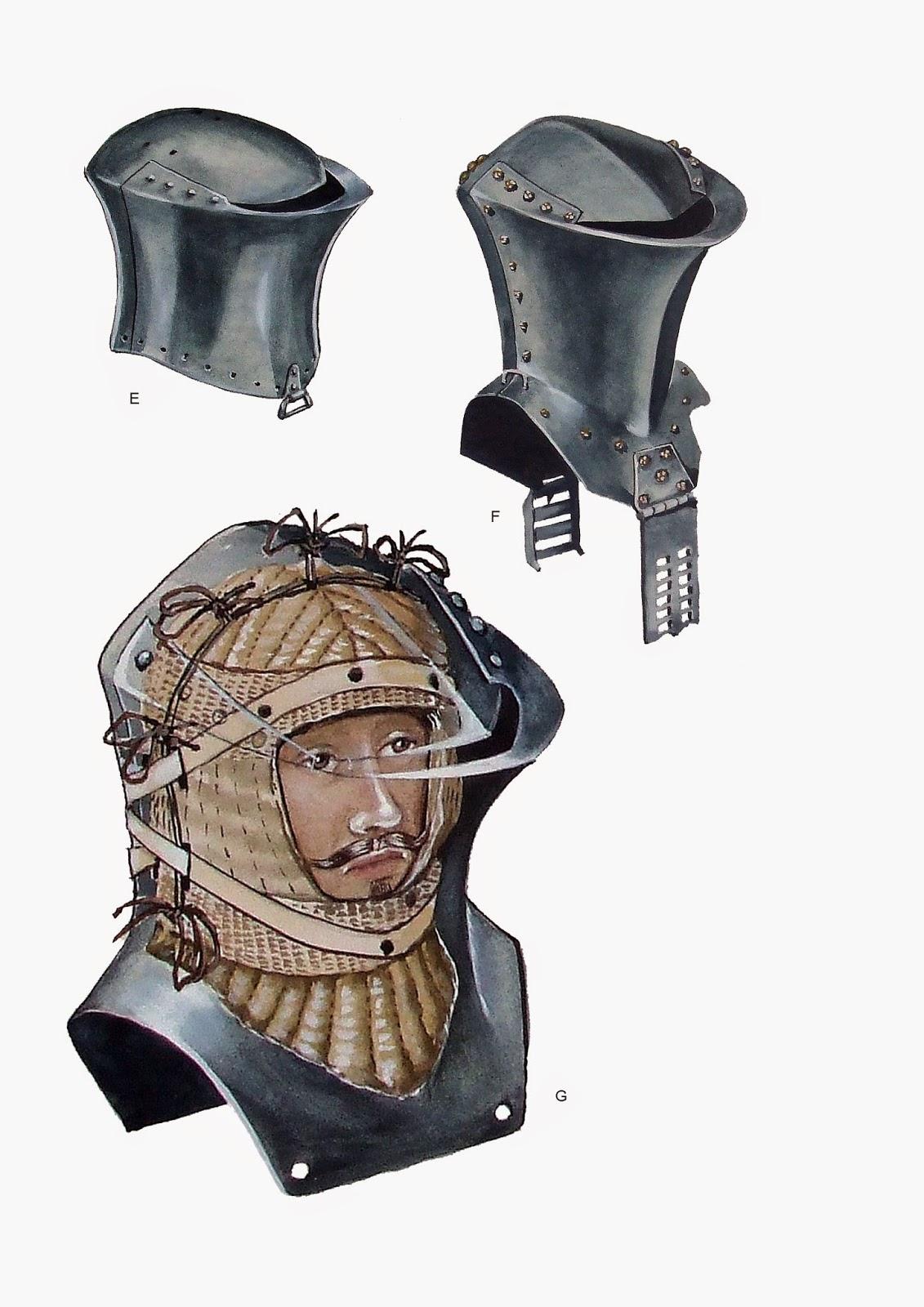 Armaduras y armas de los caballeros Fx7KE8
