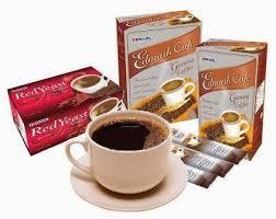 قهوة الخميرة الحمراء -قهوة الجنسينغ