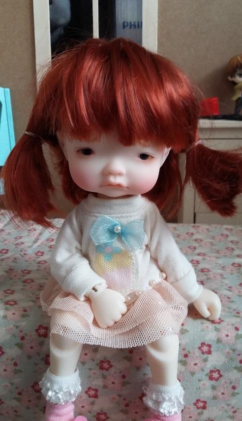 [VDS] News * 3 dragons Aileen doll * F2BIWN