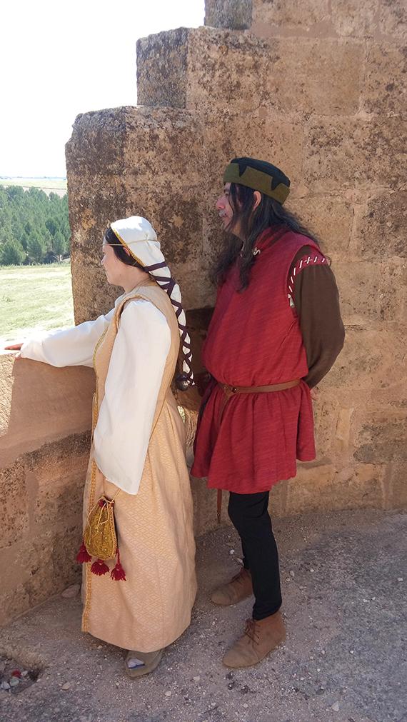 VI Jornadas de Recreación Histórica con la Guerra de Sucesión Castellana (1475) Castillo de Belmonte OCF9Rx
