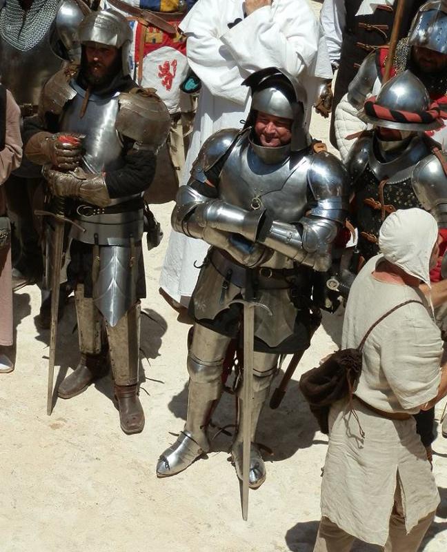 VI Jornadas de Recreación Histórica con la Guerra de Sucesión Castellana (1475) Castillo de Belmonte 4NsCq1